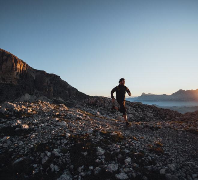 Italy / South Tyrol / Vallon / Trailrunning ©Claudia Ziegler